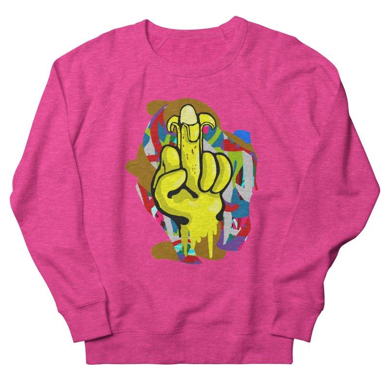Hibanana Men's Sweatshirt by mikbulp's Artist Shop