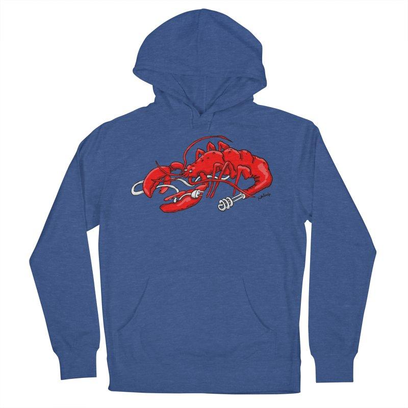 lobsterlution Women's Pullover Hoody by mikbulp's Artist Shop
