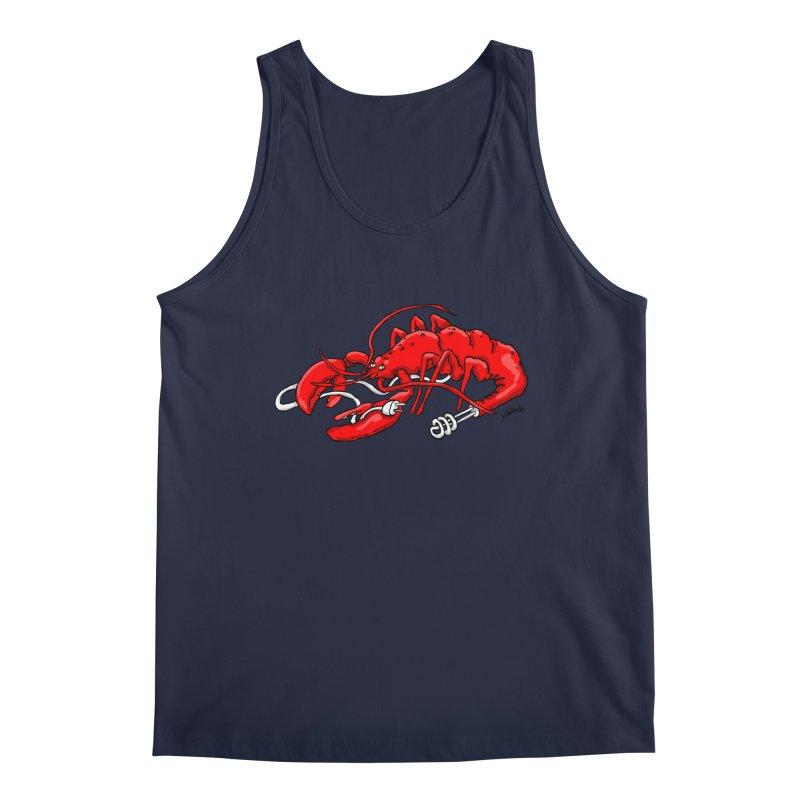 lobsterlution Men's Regular Tank by mikbulp's Artist Shop
