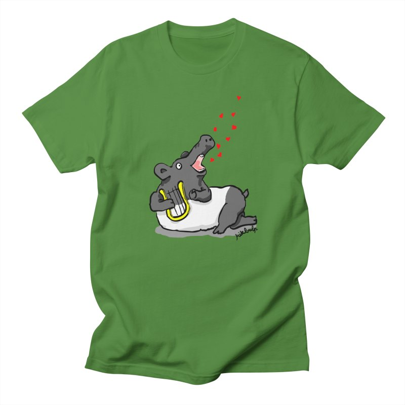 Tapir d'amour Men's T-Shirt by mikbulp's Artist Shop