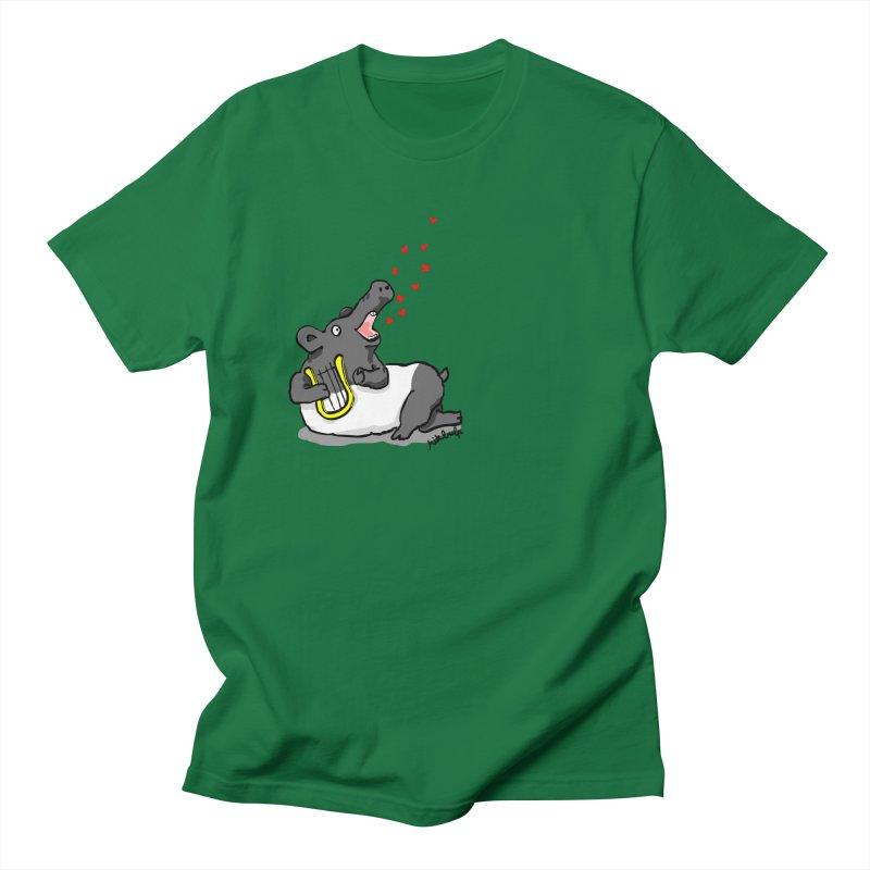 Tapir d'amour Men's Regular T-Shirt by mikbulp's Artist Shop