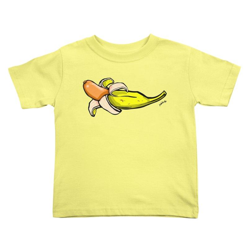 vegan fake Kids Toddler T-Shirt by mikbulp's Artist Shop