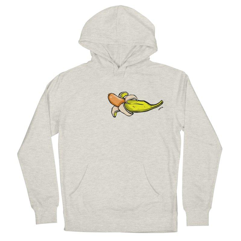 vegan fake Men's Pullover Hoody by mikbulp's Artist Shop