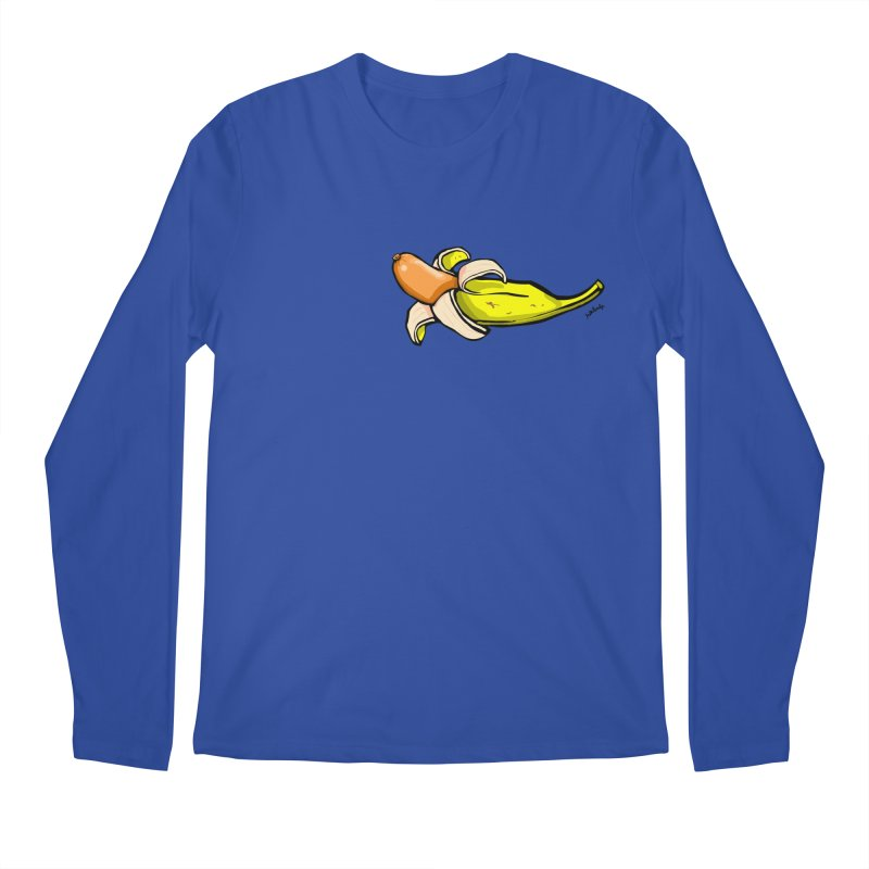 vegan fake Men's Regular Longsleeve T-Shirt by mikbulp's Artist Shop