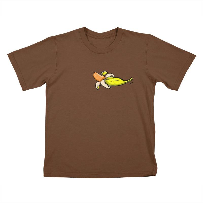 vegan fake Kids T-Shirt by mikbulp's Artist Shop