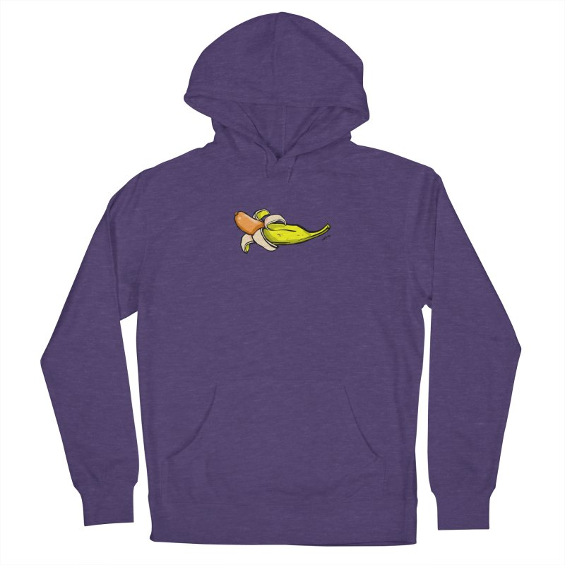 vegan fake Women's French Terry Pullover Hoody by mikbulp's Artist Shop
