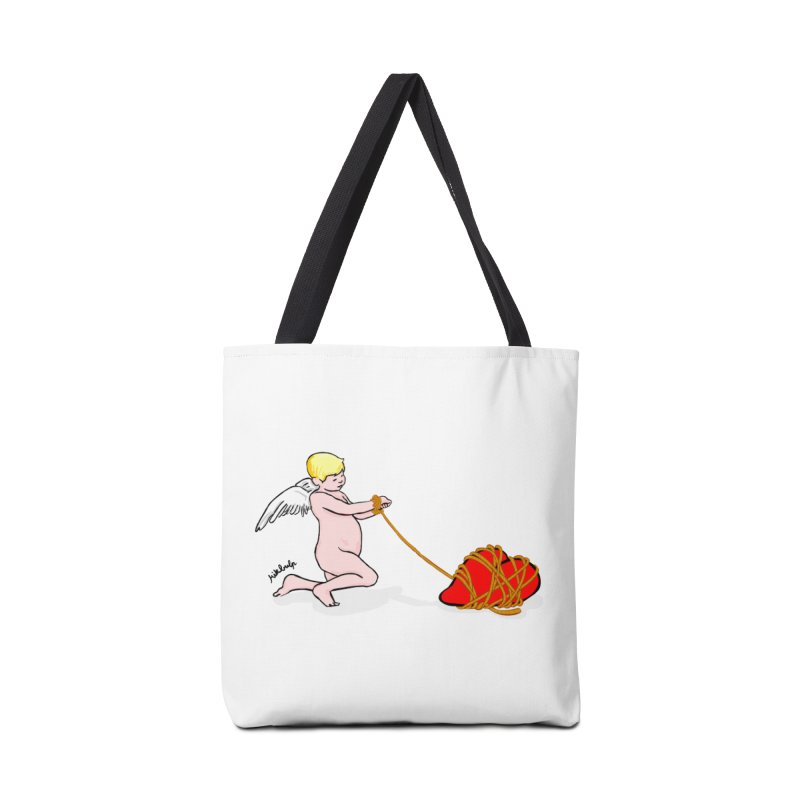 Angelheart Accessories Bag by mikbulp's Artist Shop