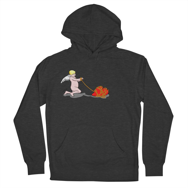 Angelheart Women's French Terry Pullover Hoody by mikbulp's Artist Shop