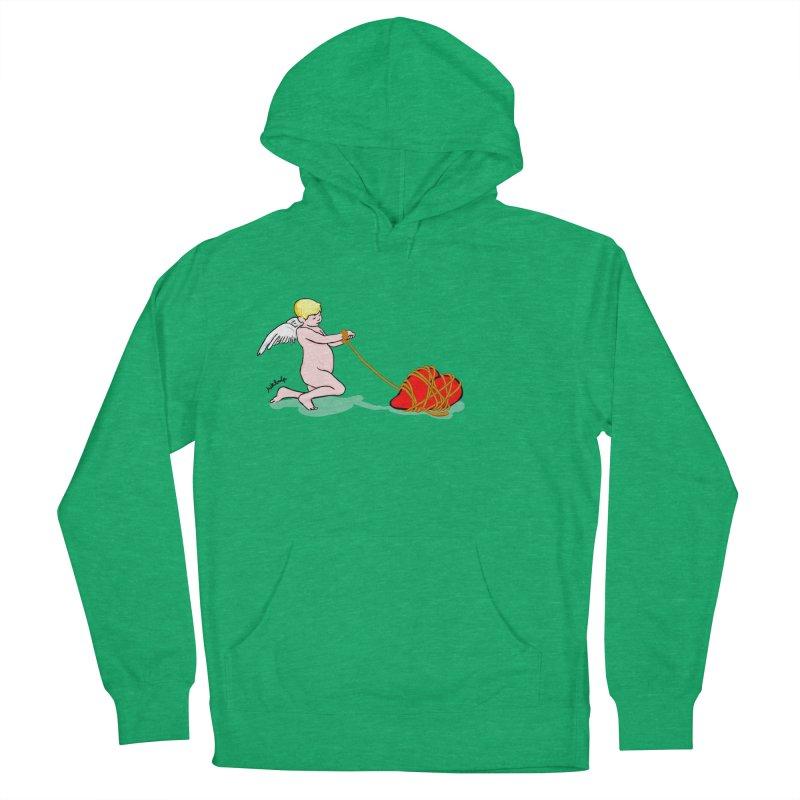 Angelheart Men's Pullover Hoody by mikbulp's Artist Shop