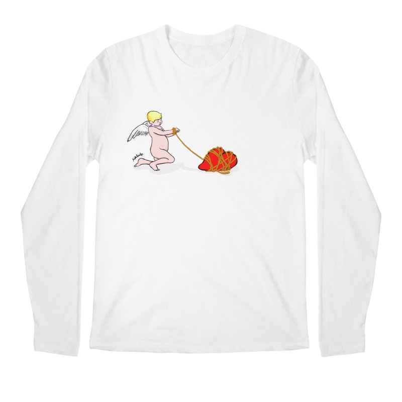 Angelheart Men's Longsleeve T-Shirt by mikbulp's Artist Shop