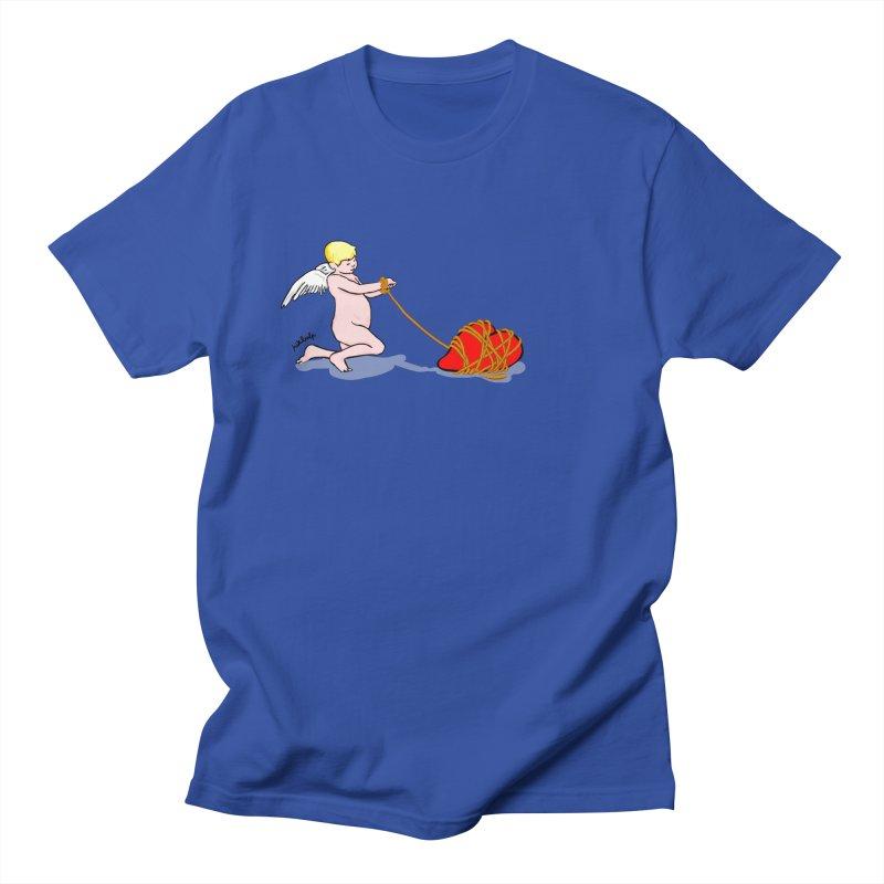 Angelheart Women's Regular Unisex T-Shirt by mikbulp's Artist Shop