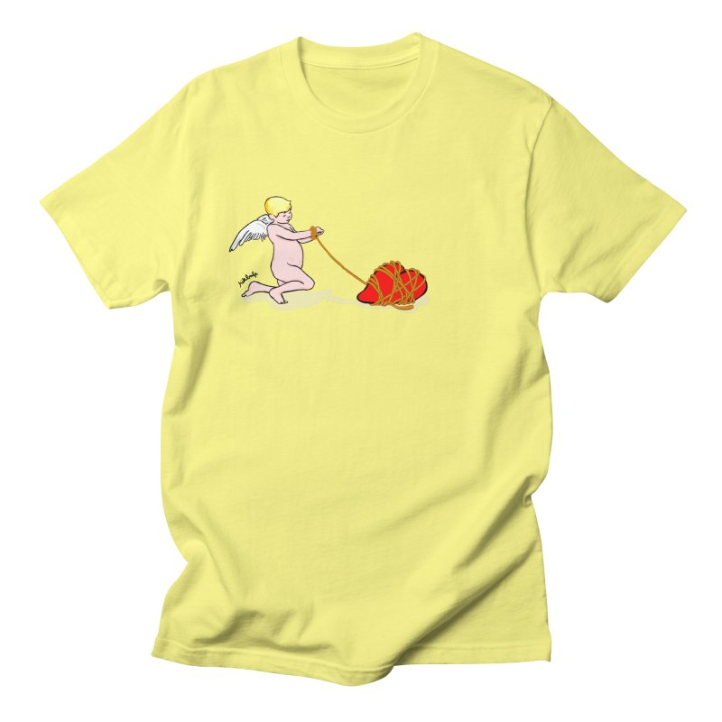 Angelheart Women's Unisex T-Shirt by mikbulp's Artist Shop