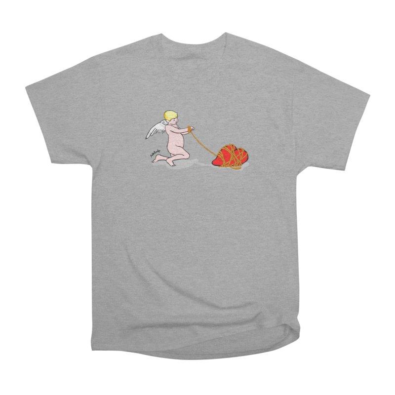 Angelheart Women's Heavyweight Unisex T-Shirt by mikbulp's Artist Shop