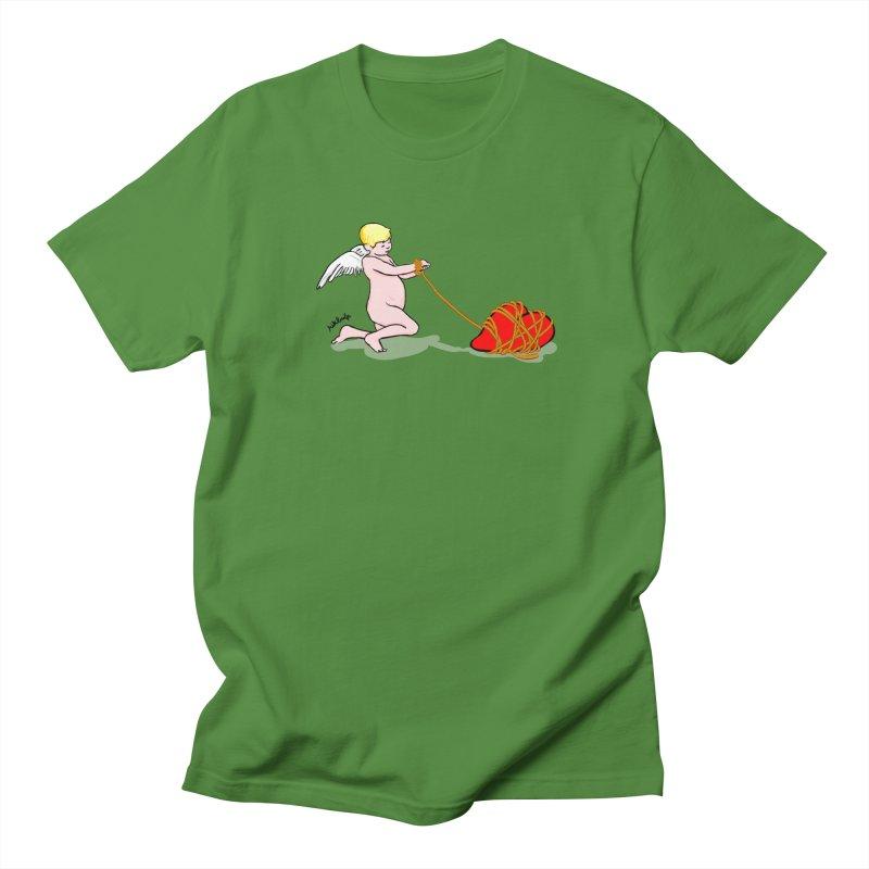 Angelheart Men's Regular T-Shirt by mikbulp's Artist Shop