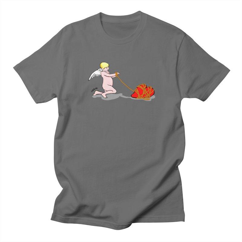 Angelheart Men's T-Shirt by mikbulp's Artist Shop