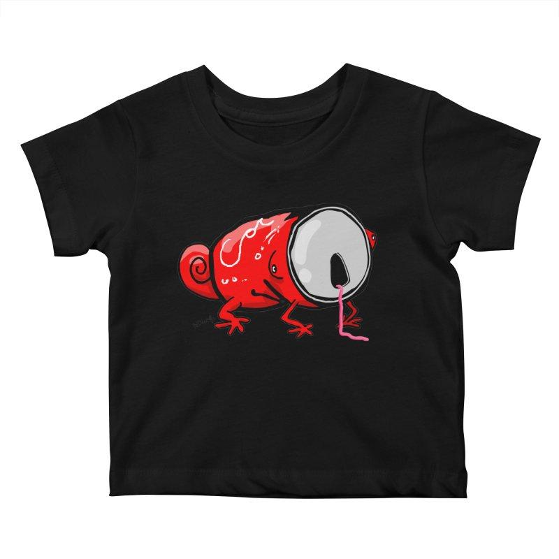 canaeleon Kids Baby T-Shirt by mikbulp's Artist Shop