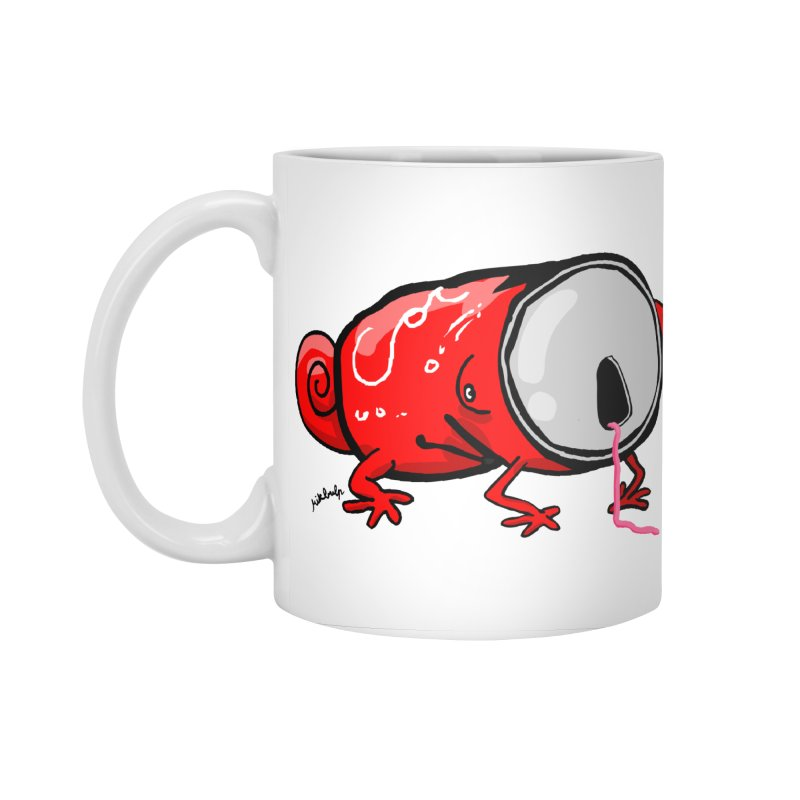 canaeleon Accessories Standard Mug by mikbulp's Artist Shop
