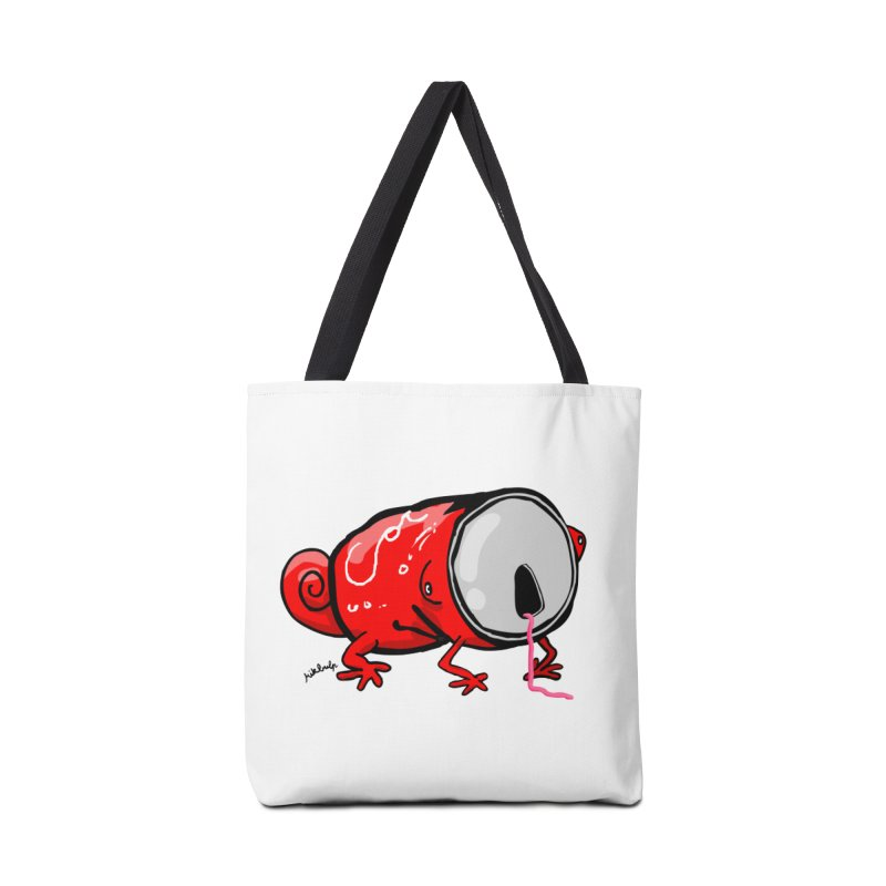 canaeleon Accessories Tote Bag Bag by mikbulp's Artist Shop
