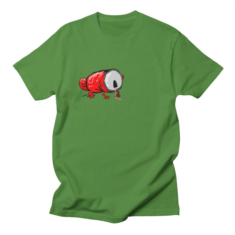 canaeleon Men's Regular T-Shirt by mikbulp's Artist Shop