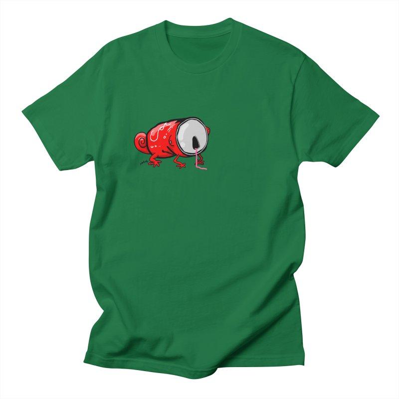 canaeleon Women's Regular Unisex T-Shirt by mikbulp's Artist Shop