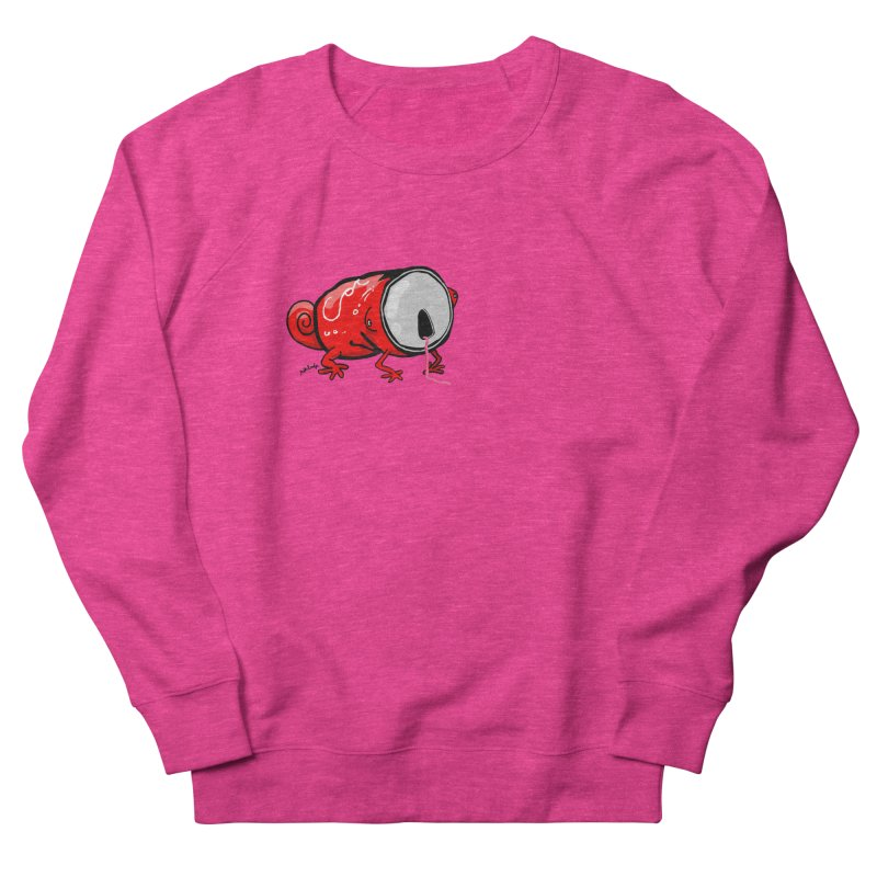 canaeleon Women's French Terry Sweatshirt by mikbulp's Artist Shop