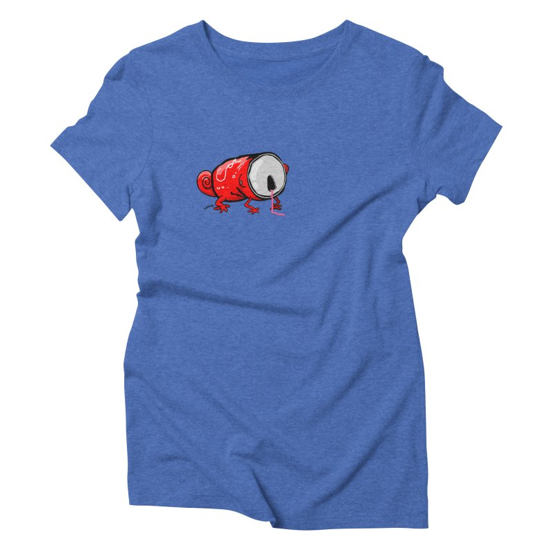 canaeleon Women's Triblend T-Shirt by mikbulp's Artist Shop
