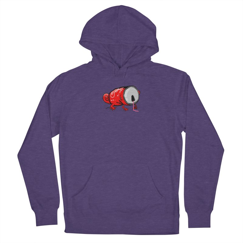canaeleon Women's French Terry Pullover Hoody by mikbulp's Artist Shop
