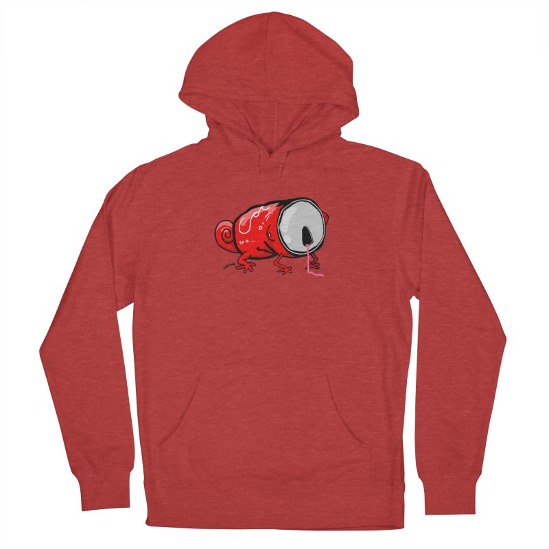 canaeleon Men's French Terry Pullover Hoody by mikbulp's Artist Shop