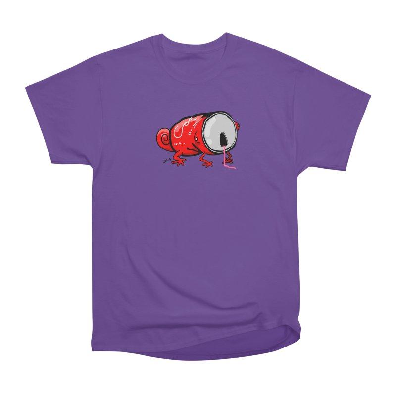 canaeleon Men's Heavyweight T-Shirt by mikbulp's Artist Shop