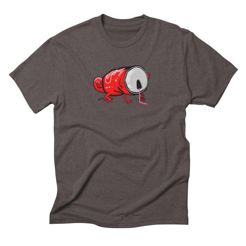canaeleon Men's Triblend T-Shirt by mikbulp's Artist Shop