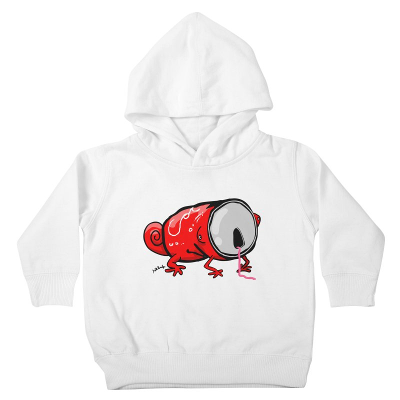 canaeleon Kids Toddler Pullover Hoody by mikbulp's Artist Shop