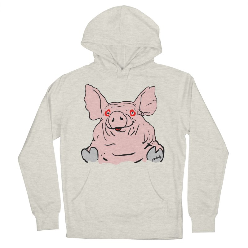 Lovepig Men's Pullover Hoody by mikbulp's Artist Shop