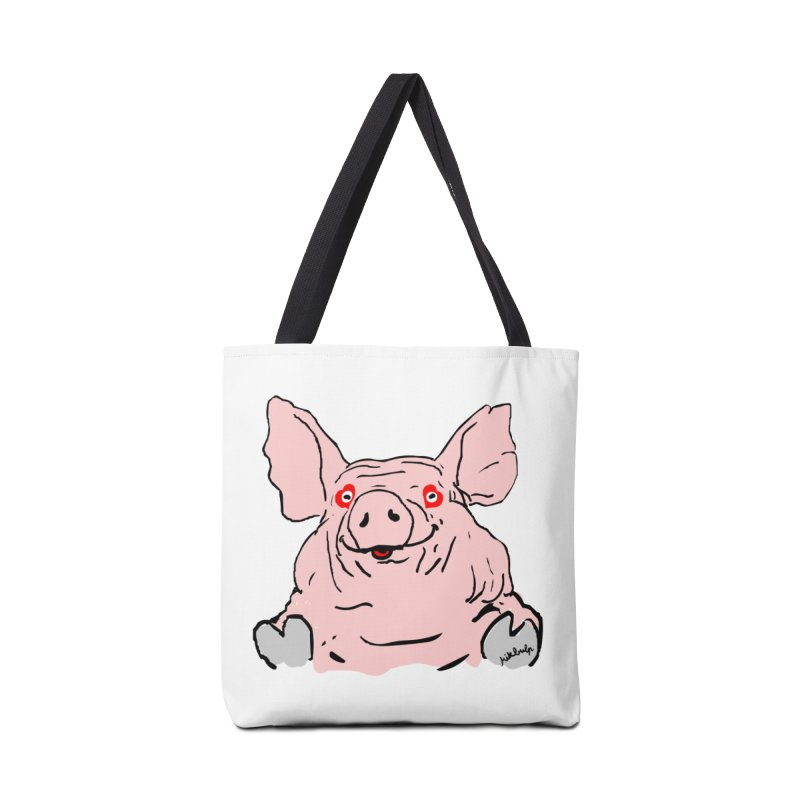 Lovepig Accessories Tote Bag Bag by mikbulp's Artist Shop