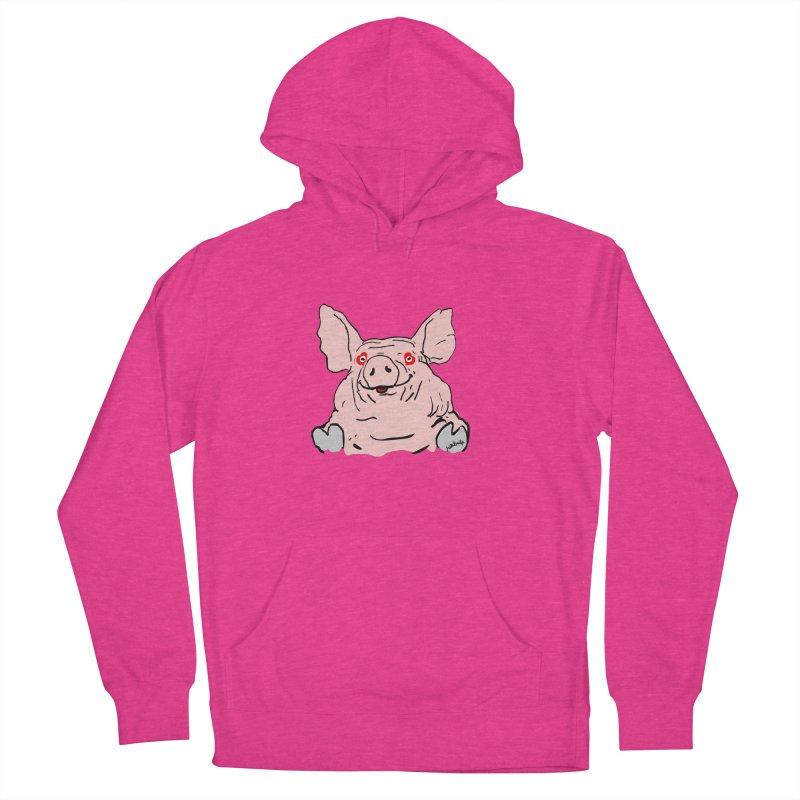 Lovepig Women's Pullover Hoody by mikbulp's Artist Shop