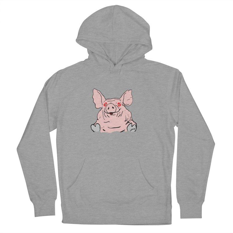 Lovepig Men's Pullover Hoody by mikbulp's Artist Shop