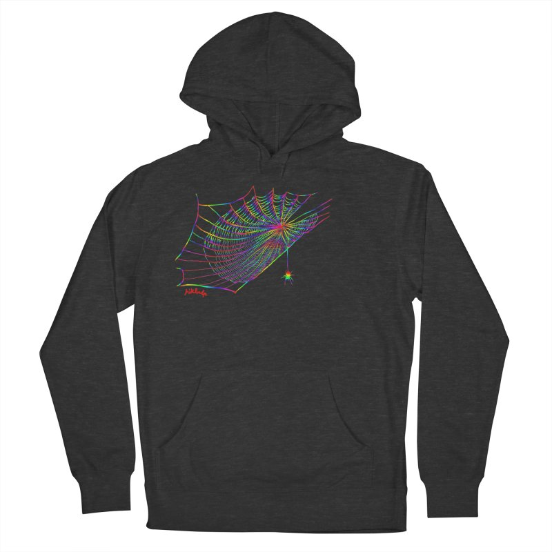rainbowtrap Men's Pullover Hoody by mikbulp's Artist Shop