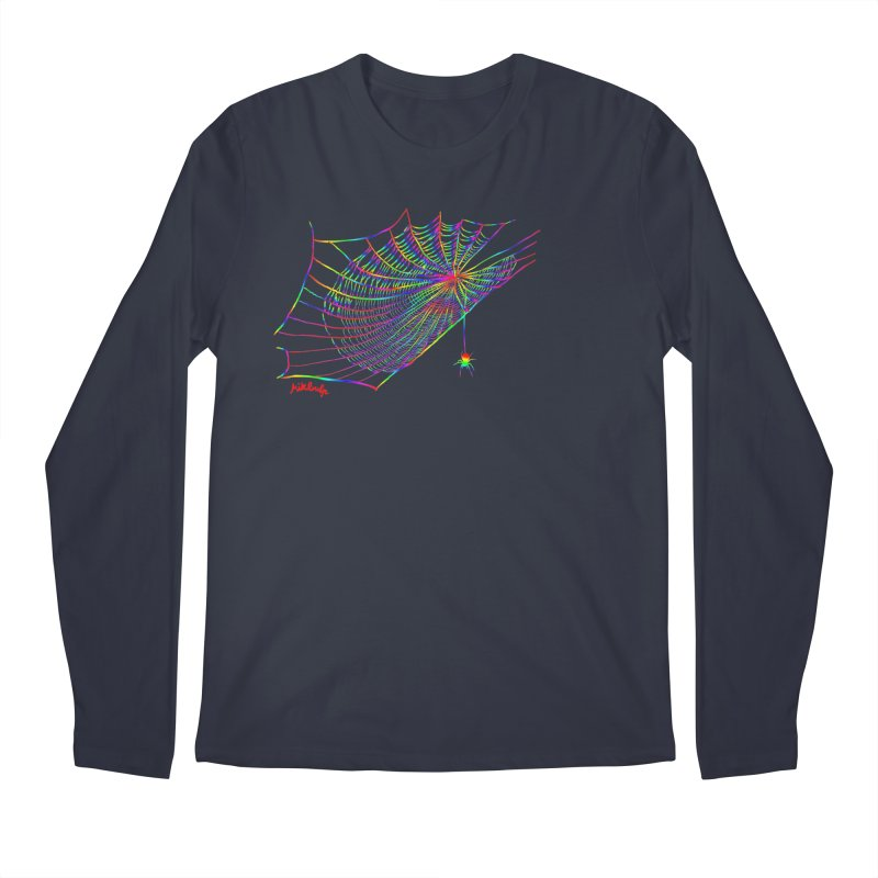 rainbowtrap Men's Longsleeve T-Shirt by mikbulp's Artist Shop