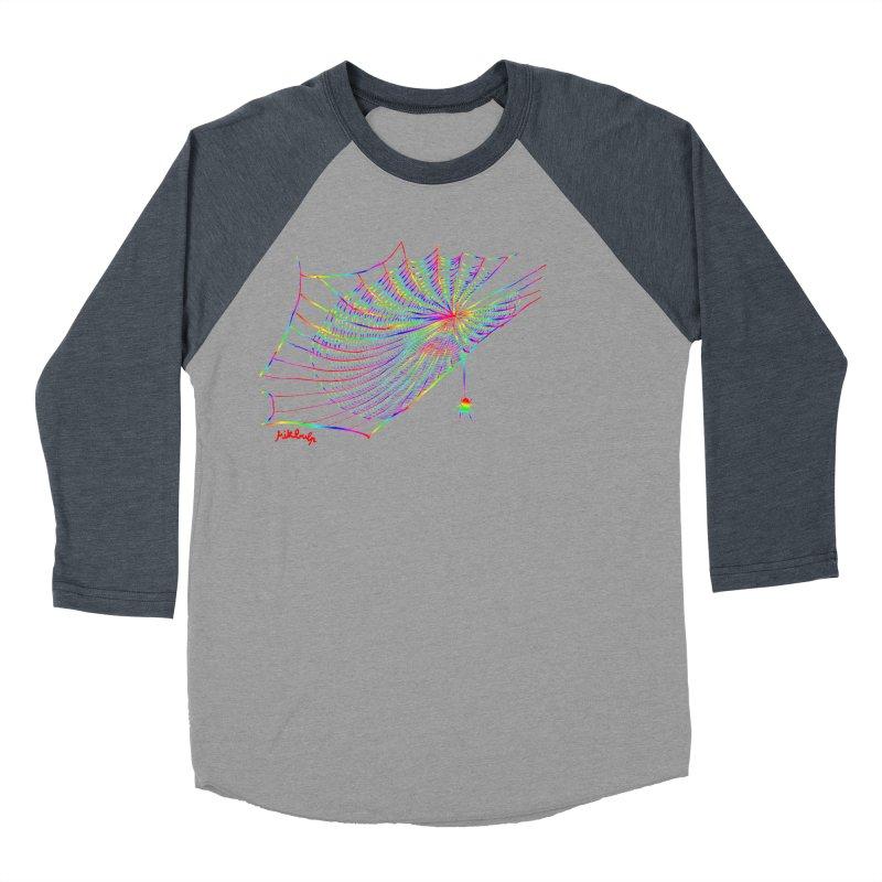 rainbowtrap Women's Baseball Triblend T-Shirt by mikbulp's Artist Shop