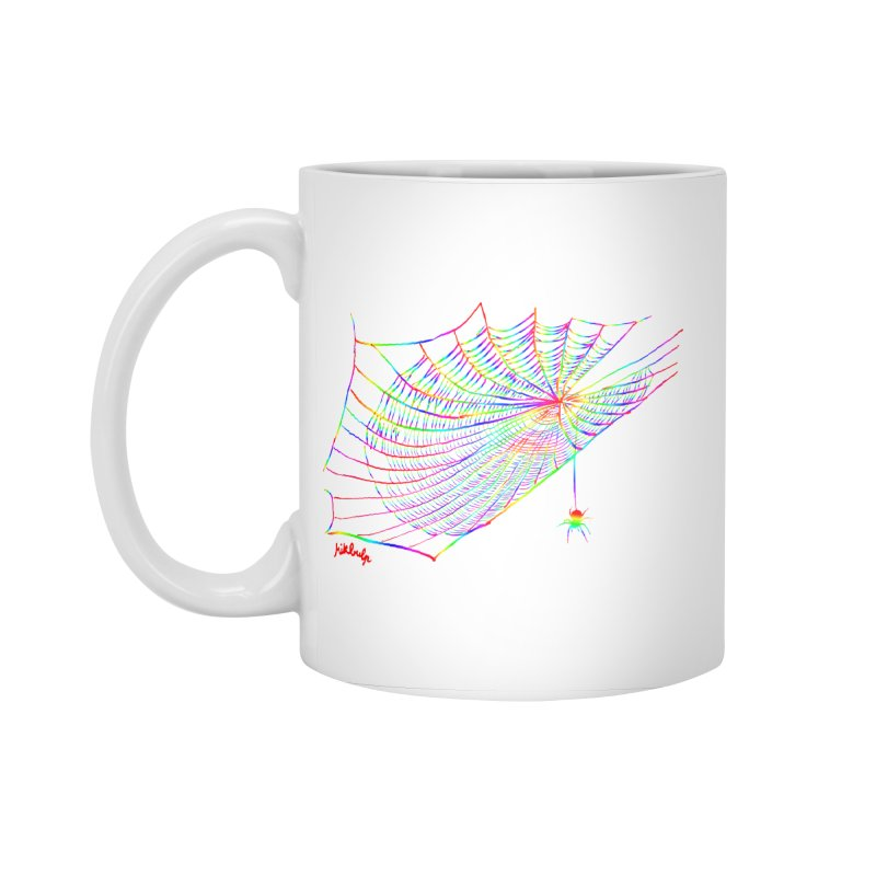 rainbowtrap Accessories Standard Mug by mikbulp's Artist Shop