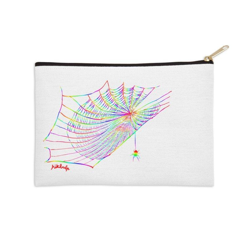 rainbowtrap Accessories Zip Pouch by mikbulp's Artist Shop