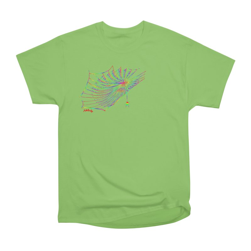 rainbowtrap Women's Heavyweight Unisex T-Shirt by mikbulp's Artist Shop