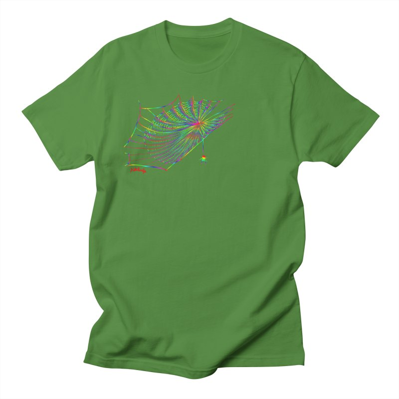 rainbowtrap Men's Regular T-Shirt by mikbulp's Artist Shop