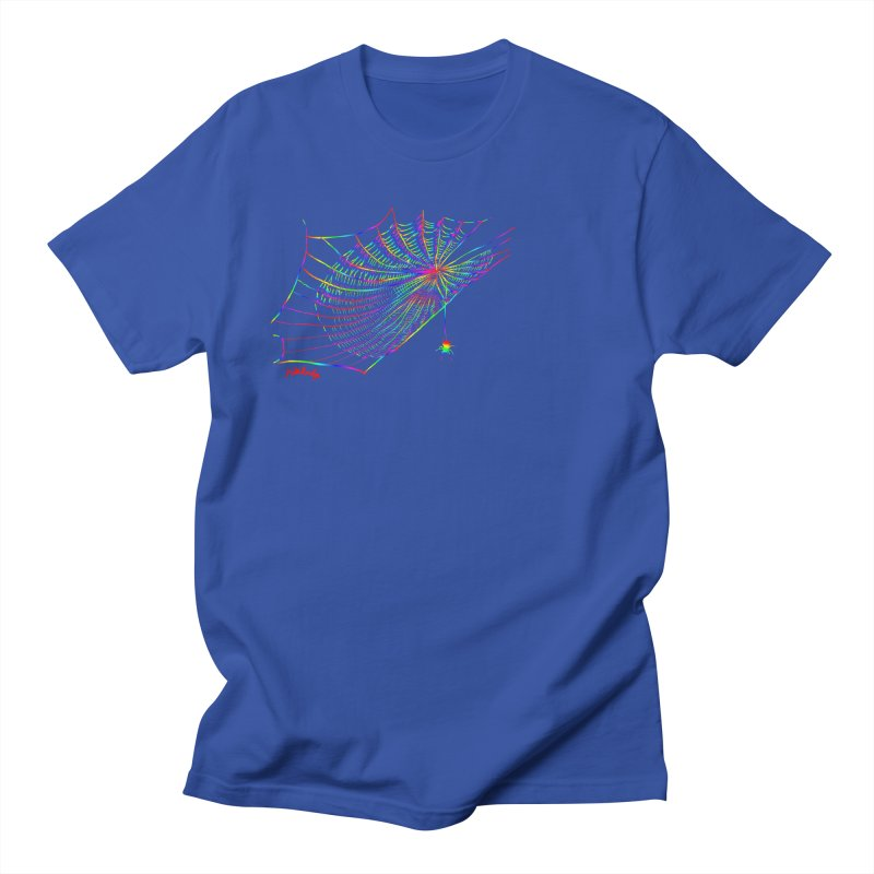 rainbowtrap Women's Regular Unisex T-Shirt by mikbulp's Artist Shop