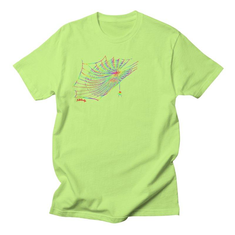 rainbowtrap Men's T-Shirt by mikbulp's Artist Shop