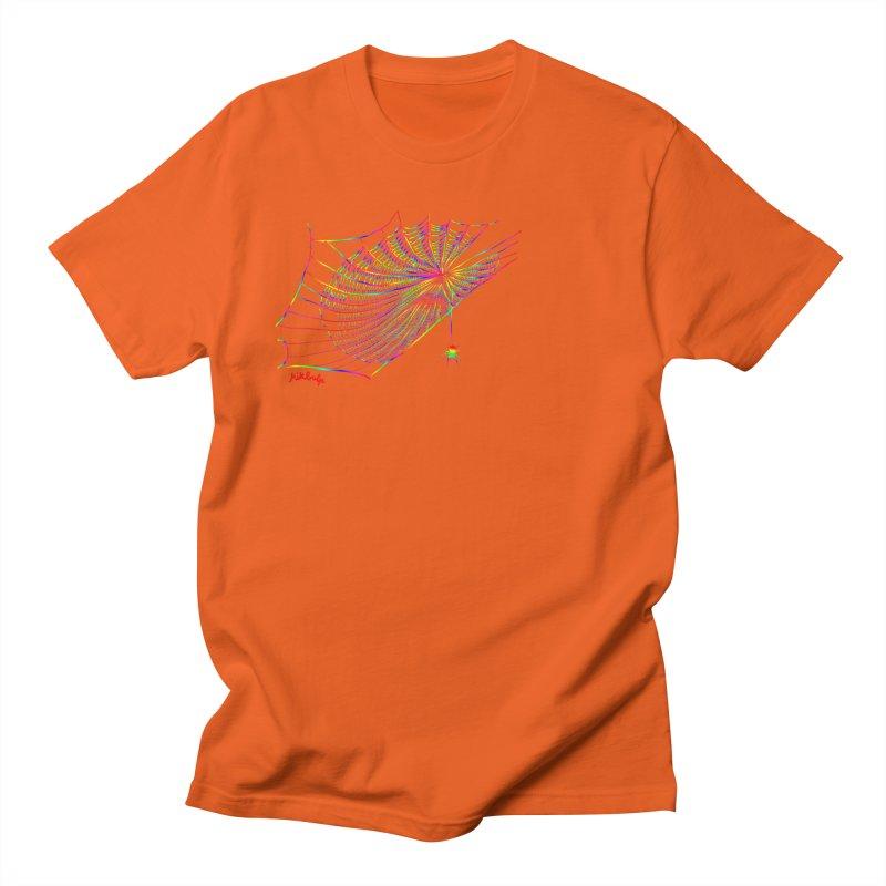 rainbowtrap Women's Regular Unisex T-Shirt by mikbulp's Artist Shop