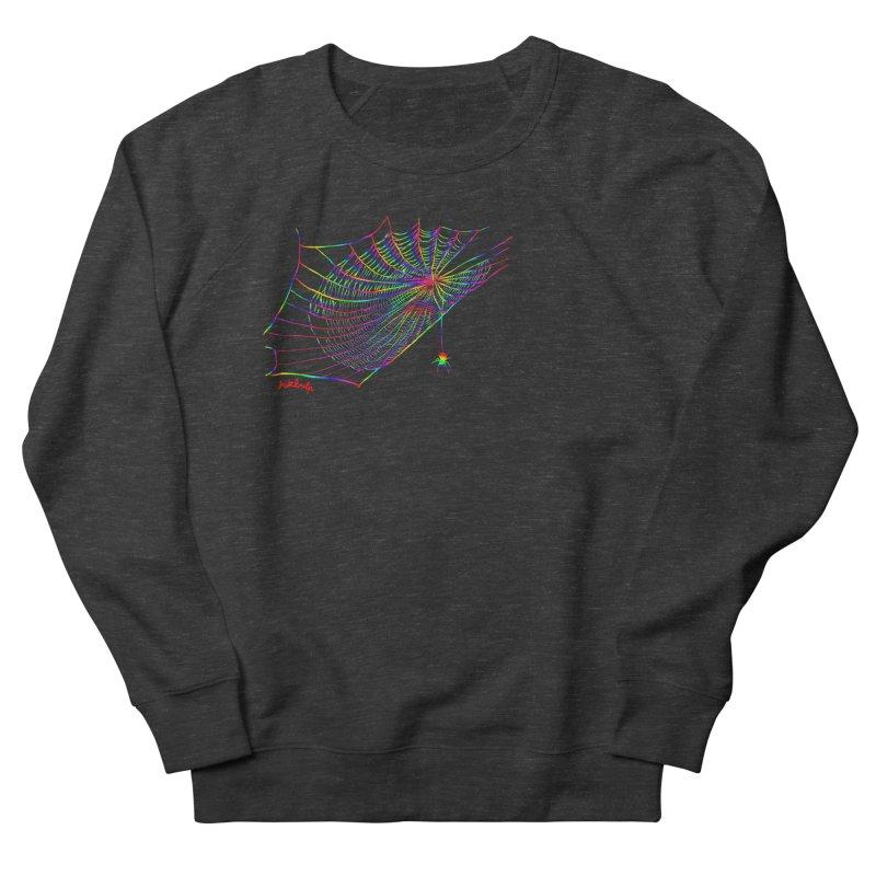 rainbowtrap Women's French Terry Sweatshirt by mikbulp's Artist Shop