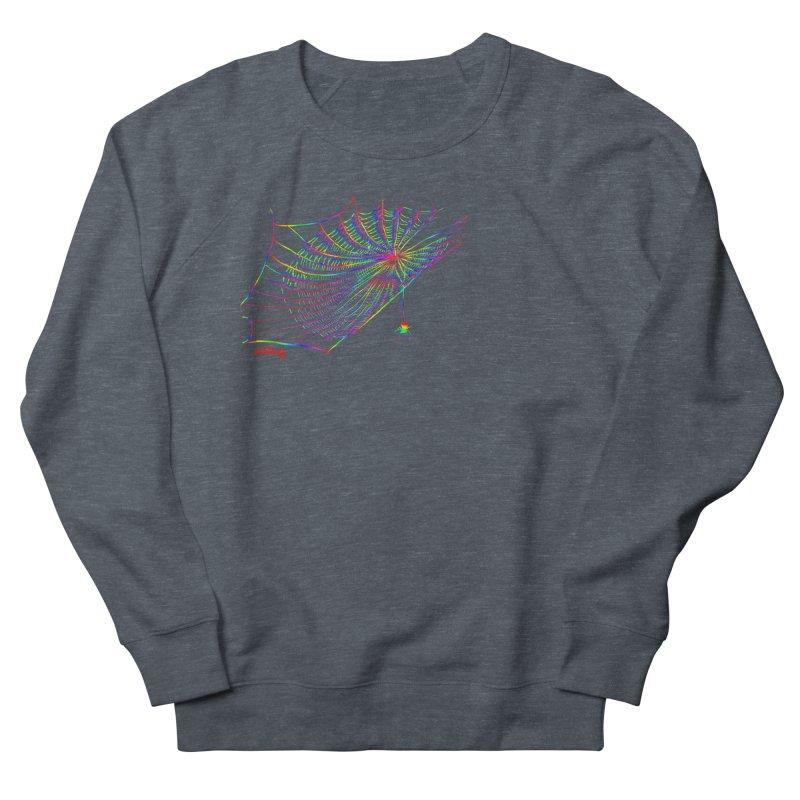 rainbowtrap Women's Sweatshirt by mikbulp's Artist Shop