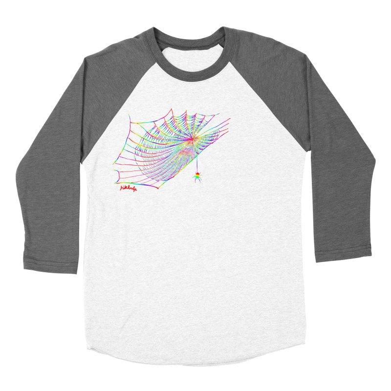 rainbowtrap Men's Baseball Triblend Longsleeve T-Shirt by mikbulp's Artist Shop