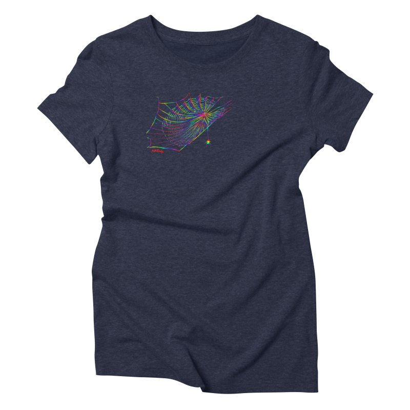 rainbowtrap Women's T-Shirt by mikbulp's Artist Shop