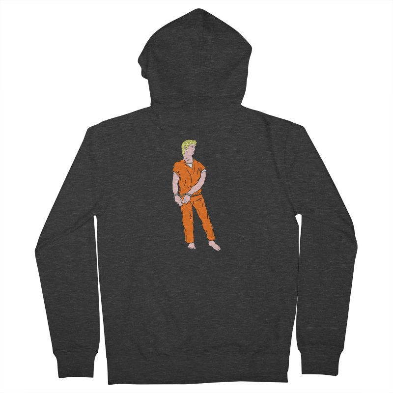 dystopia is now Women's French Terry Zip-Up Hoody by mikbulp's Artist Shop